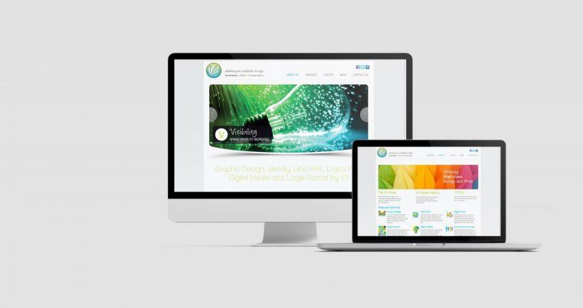 V3 Website Development